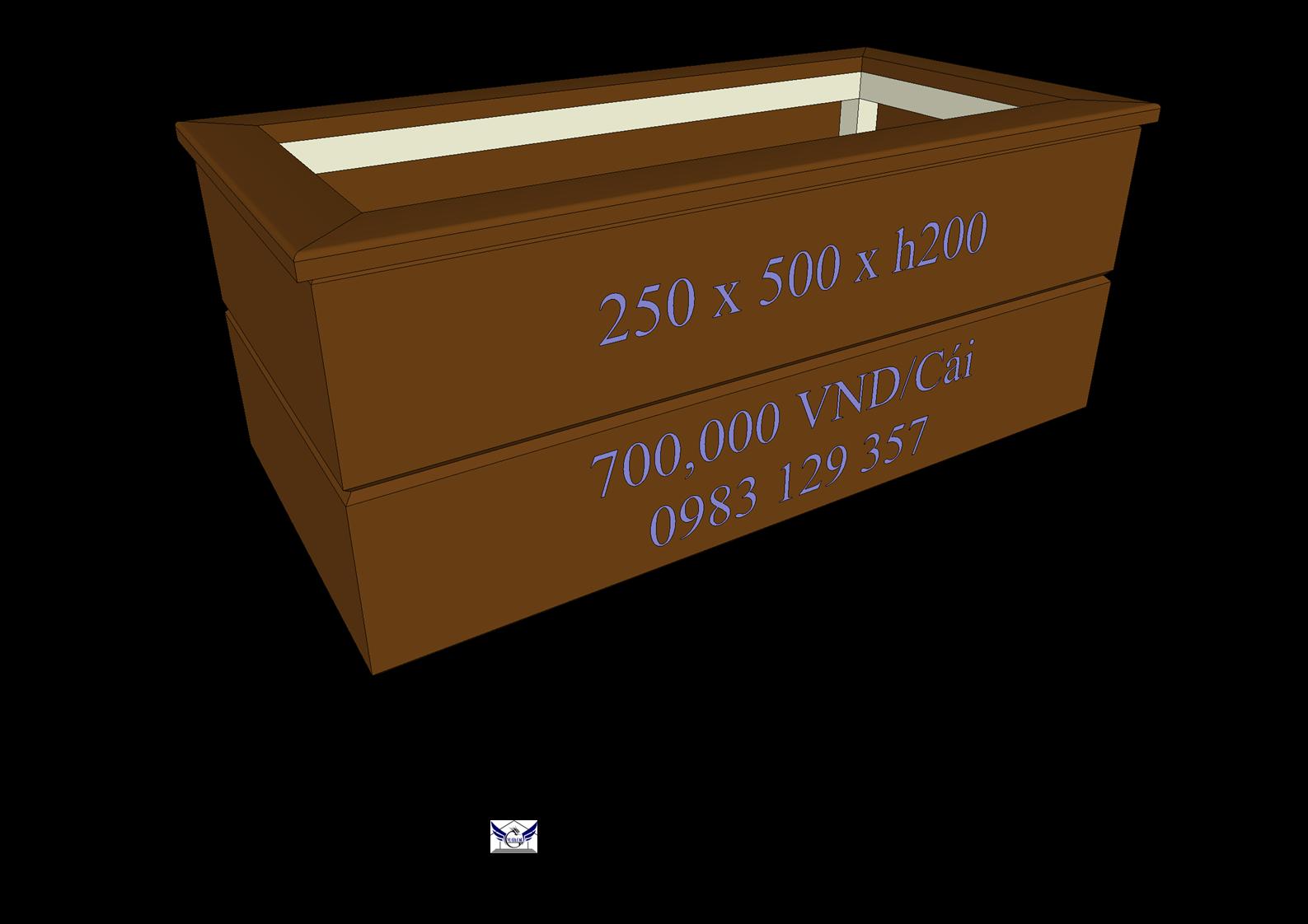 BH 250x250x200-Conwood