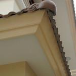 Để góp phần tạo nên nét đẹp hoàn hảo và trọn vẹn nhất cho từng góc nhỏ trong ngôi nhà của bạn, thanh diềm mái (conwood eave) đã được lựa chọn và sử dụng khá phổ biến trong nhiều không gian sống hiện nay. Với những mẫu mã, kiểu dáng và màu sắc đa dạng, conwood eave như một biện pháp hữu hiệu giúp bạn hoàn thiện ngôi nhà thân yêu của bạn. Eave được xem như vật liệu có tác dụng gắn vào mái nhà với mục đích che cấu trúc mái. Theo thiết kế, Eave sử dụng hai thanh 8 inch và 6 inch hoặc 6 inch và 4 inch.